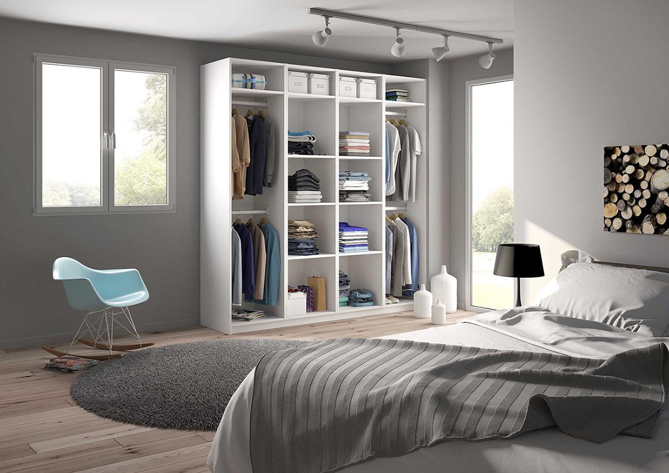 100 armoire chambre pas cher armoire indogate com chambre a coucher av - Armoir dressing pas cher ...